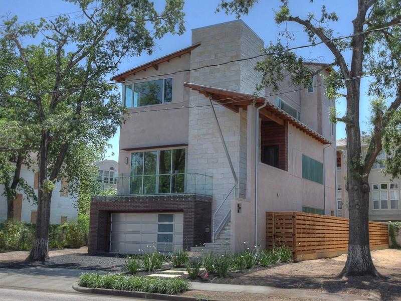 Town houses frontal exterior design joy studio design for Townhouse exterior design