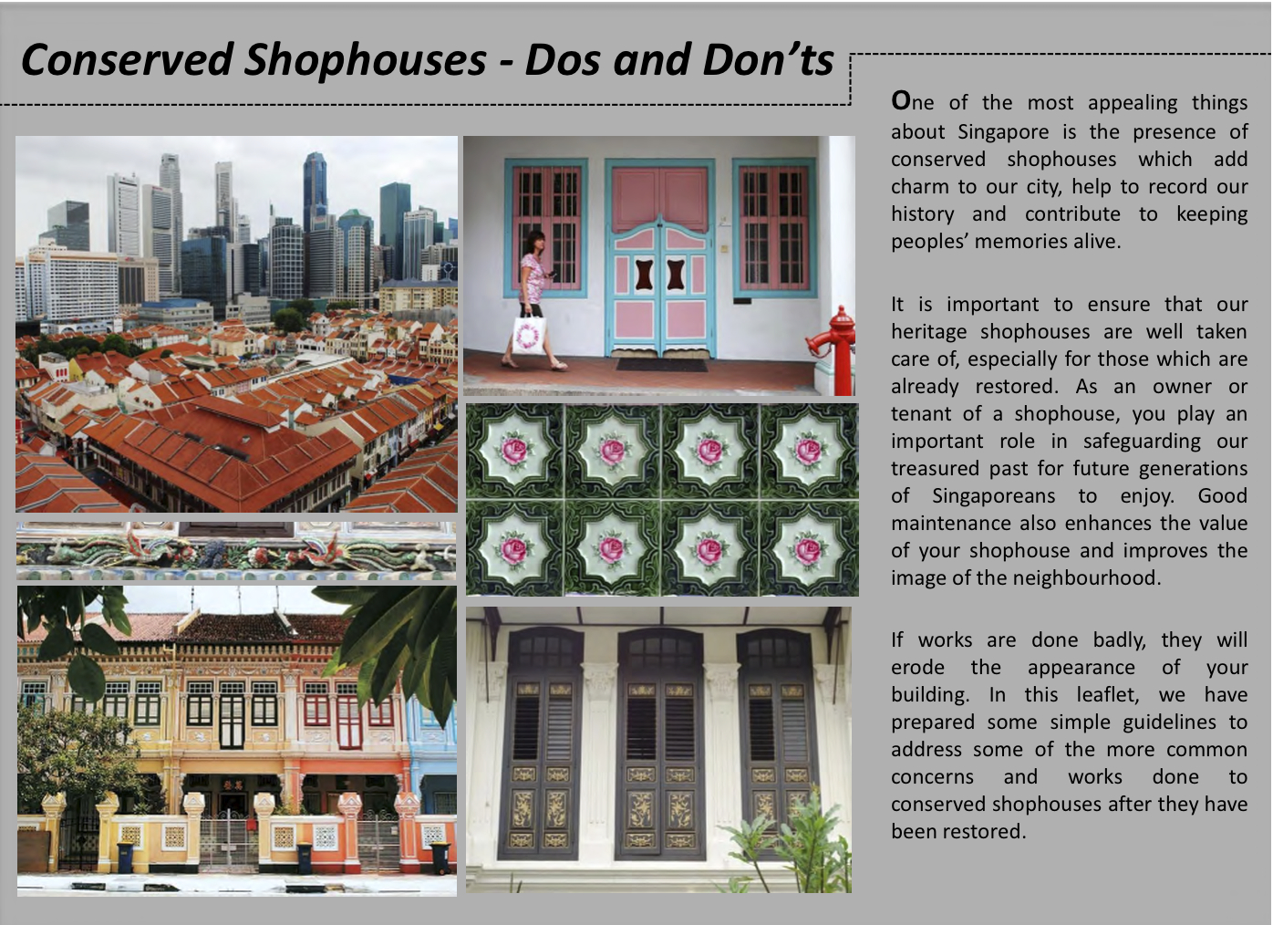 Townhouse center for Willow house singapore