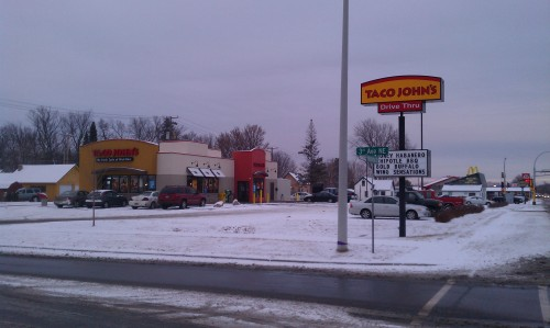Brainerd Taco Johns
